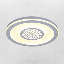 Светильник потолочный 7631009-1 LED 36+36W (500) белый