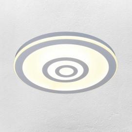 Светильник потолочный 7631013-1 LED 36+36W (500) белый