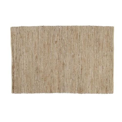 Ковер BARCELONE 140 x 200 cm бежевый 139287 Maisons 2017
