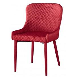 Кресло Chicago красное Kordo