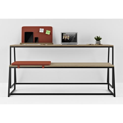 Лавка Horizon work station bench натуральная Cube