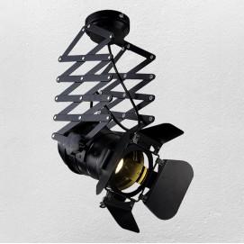 Прожектор 75215 черный Thexata