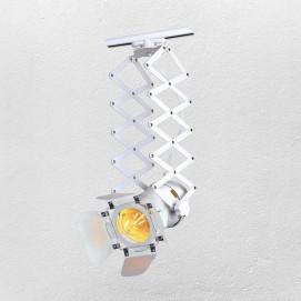 Прожектор на треке 75213 белый Thexata