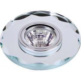 Точечный светильник 716B056 прозрачный Levada