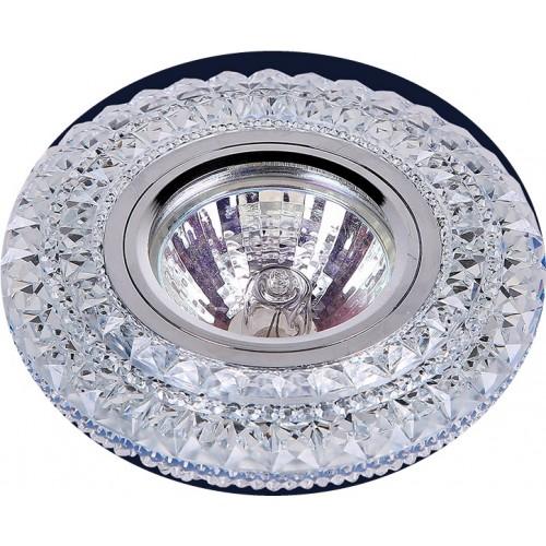 Точечный светильник 716B056 прозрачный 716B206 LED подсветка Levada