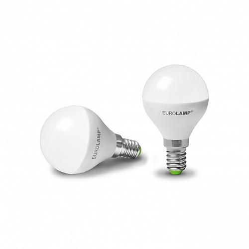 LED лампочка LED G45 3W 4000K