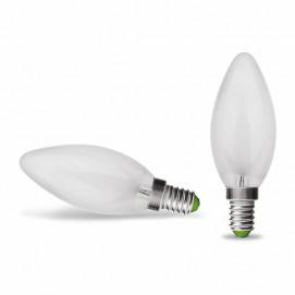 LED лампочка 4W 2700K E14 400 Lm