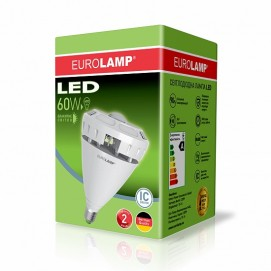 LED лампочка 60W 6500K Е40 6000 Lm