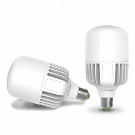 LED лампочка 100W 6500K E40 9600 Lm