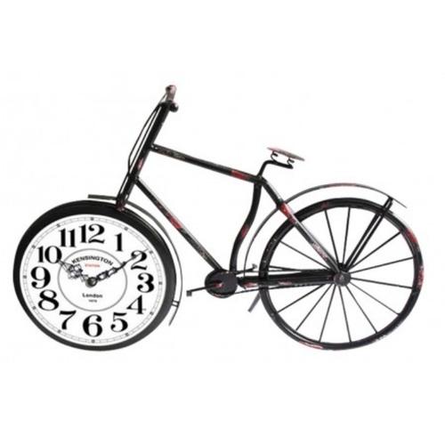 Часы Велосипед ED01 черные De torre