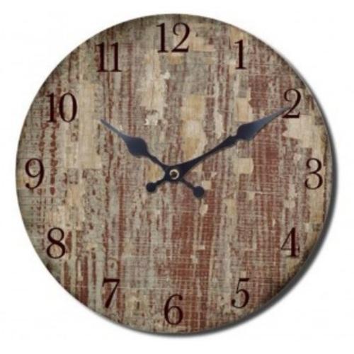 Часы Вуди коричневые ED07 De torre