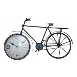 Часы Велосипед ED09 черные De torre