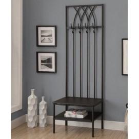 Вешалка напольная Classic черная MET_WS-104 Home Design 2017