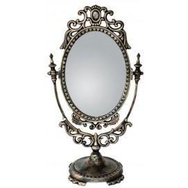 Зеркало настольное 48 cm (BWLR2642) сталь Home Design 2017