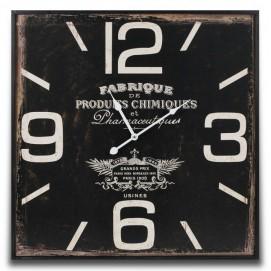 Часы настенные 91408 черные Artpol 2017