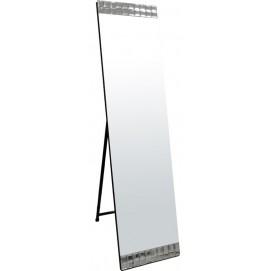 Зеркало напольное 69773 серебро Artpol 2017