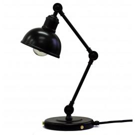 Лампа настольная черная арт. 3401 Pikart