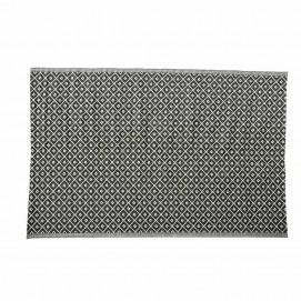 Ковер 180 x 270 cm KAMARI черно-белый 140302 Maisons 2017