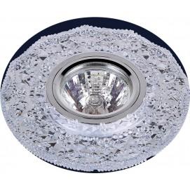 Точечный светильник 716B106 белый Levada