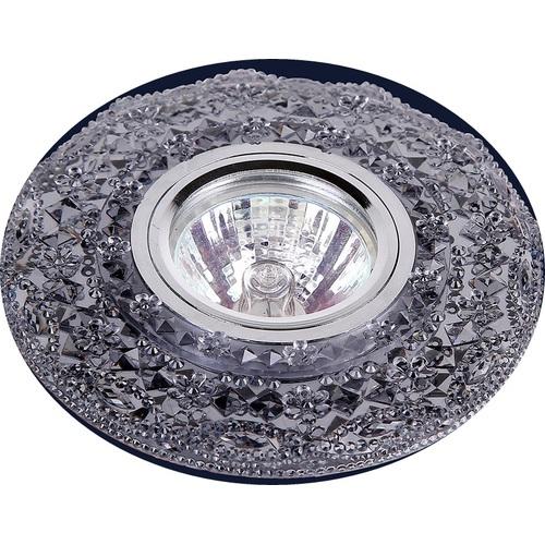 Точечный светильник 716B108 серый Levada
