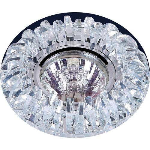 Точечный светильник 716S016 белый Levada