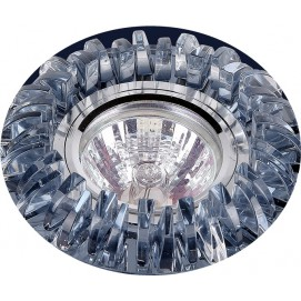 Точечный светильник 716S018 серый Levada