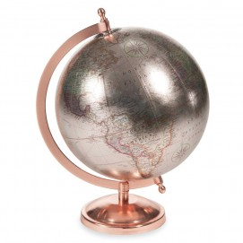 Глобус H 29 cm COPPER GLACE медь 161286 Maisons 2017