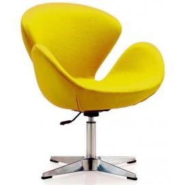 Кресло Сванни желтое Mebelmodern