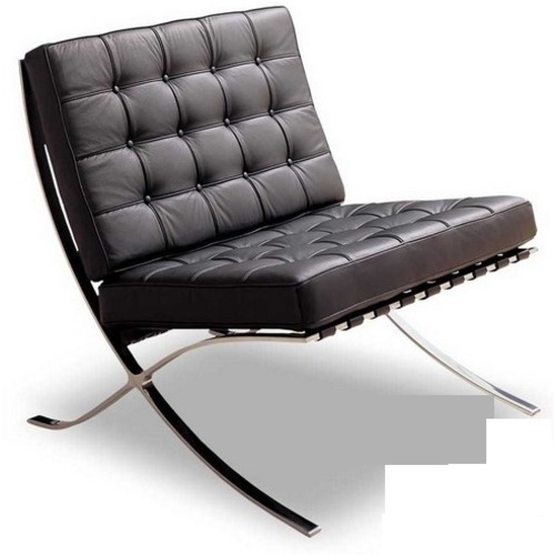Кресло БАРСЕЛОНА Mebelmodern черное