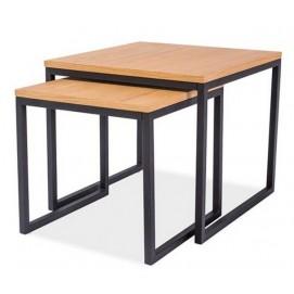 Набор столиков Largo Duo натуральный Signal