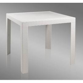 Стол обеденный OW-T209S белый Exouse