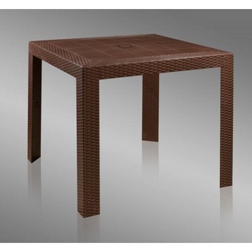 Стол обеденный OW-T209S коричневый Exouse