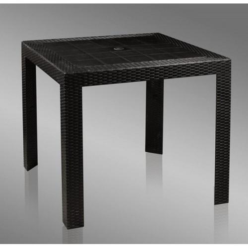 Стол обеденный OW-T209S черный Exouse