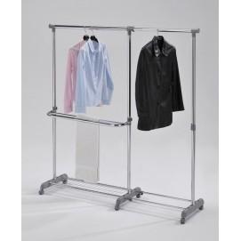 Стойка для одежды CH-4516 хром Onder