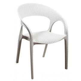 Кресло OW-135 белое Exouse