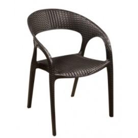 Кресло OW-135 черное Exouse