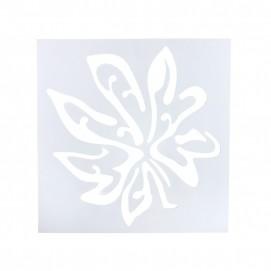 Панно настенное Ботаник белая SS003418 Woodville