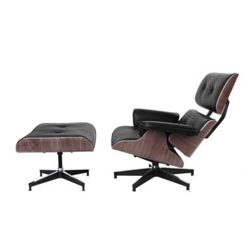 Кресло с оттоманкой Vip темно-коричневый D2-82938 Home Design 2017