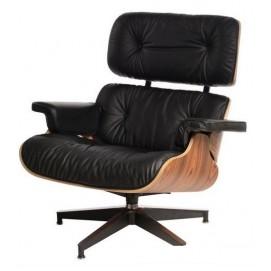 Кресло с оттоманкой Vip черный D2-82935 Home Design 2017