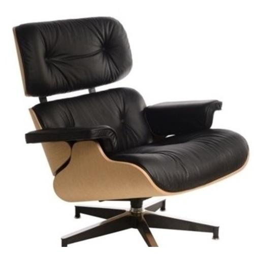 Кресло с оттоманкой Vip черный D2-82932 Home Design 2017