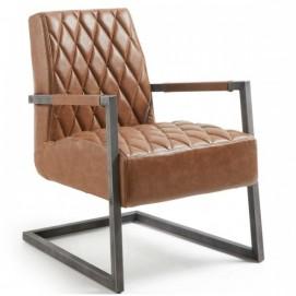 Кресло TRAIL коричневое CC0335UE86 Laforma 2017