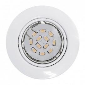 Точечный светильник 94239 PENETO белый Eglo
