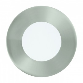 Светильник потолочный Eglo 94518 Fueva 1 никель