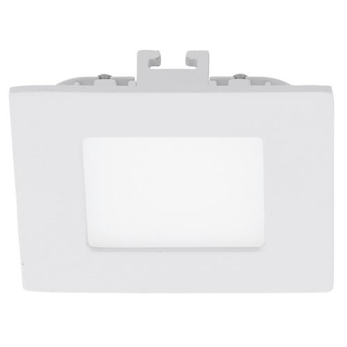 Настенно-потолочный светильник Eglo 94046 Fueva 1 белый