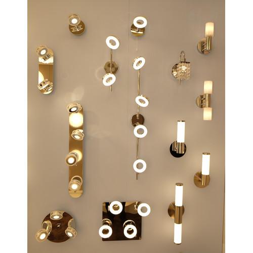 Светильник для ванной комнаты Eglo 95281 Agueda хром