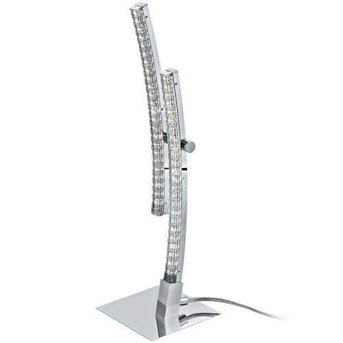 Лампа настольная 96098 PERTINI хром Eglo