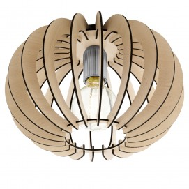 Светильник потолочный 95037 STELLATO натуральный Eglo