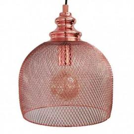 Лампа подвесная 49738 STRAITON медь Eglo