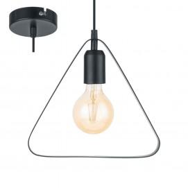 Лампа подвесная 49774 BEDINGTON черная Eglo