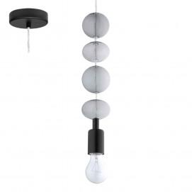 Лампа подвесная 49778 AVOLTRI 1 цветная Eglo